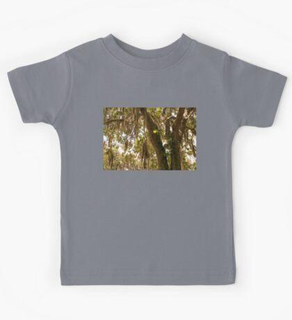 Allamanda And Oak Tree Kids Tee