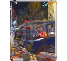 There's movement at the station iPad Case/Skin