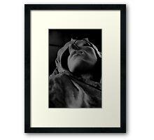 Rodin's slave Framed Print