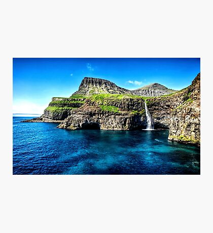 Hawaii landscapes Photographic Print