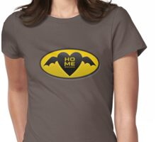 home wreckers batman Womens Fitted T-Shirt