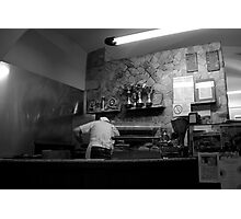 Anyone for Pizza? Photographic Print