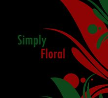 Simply Floral 2. by Silver Winter