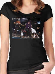 Destiny's Child Alley Oop Women's Fitted Scoop T-Shirt