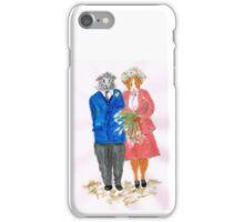 The Guinea Pig Wedding iPhone Case/Skin