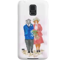 The Guinea Pig Wedding Samsung Galaxy Case/Skin