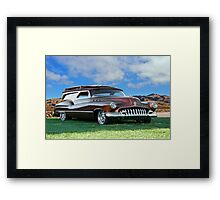 1950 Buick Woody Wagon 1 Framed Print