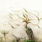 Yellow Fields by Bjorn Eek
