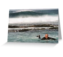 Brims ness Greeting Card