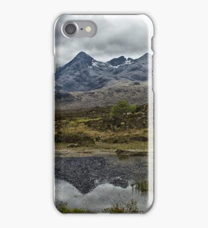 Cuillins Ridge I iPhone Case/Skin