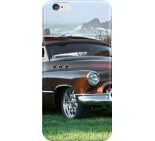 1950 Buick Woody Wagon 2 iPhone Case/Skin