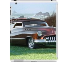 1950 Buick Woody Wagon 2 iPad Case/Skin