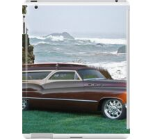 1950 Buick Woody Wagon 5 iPad Case/Skin