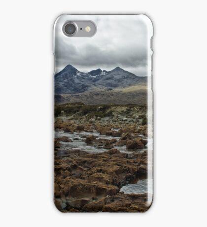 Cuillins Ridge II iPhone Case/Skin