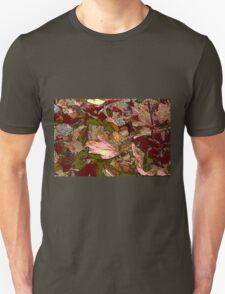 leaf background T-Shirt