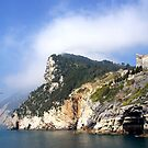 Grotto at Porto Venere by Ashley Ng