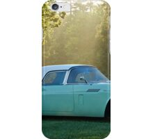 1957 Ford Thunderbird 1 iPhone Case/Skin