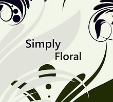 Simply Floral 3. by Silver Winter