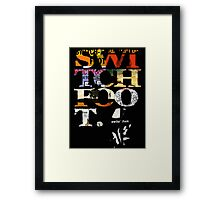 Switchfoot Albums Framed Print
