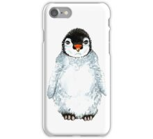 Molly the baby penguin  iPhone Case/Skin