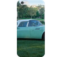 1957 Ford Thunderbird 2 iPhone Case/Skin