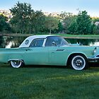 1957 Ford Thunderbird 2 by DaveKoontz