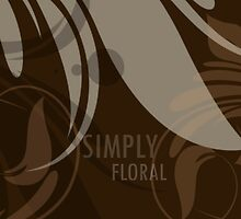 Simple Floral 24. by Silver Winter