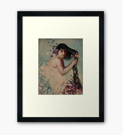 The Flow Framed Print
