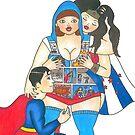 Cali's Fantasy Threesome by Laura Hutton