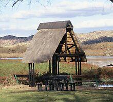 The Hut by Abbey Ntswana