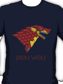 HOUSE STARK - IRON WOLF T-Shirt