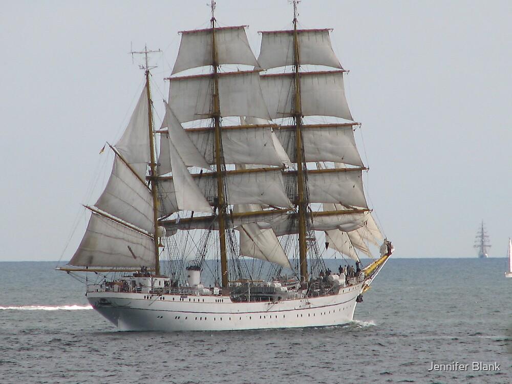 Tall Ships 2007 by Jennifer Blank