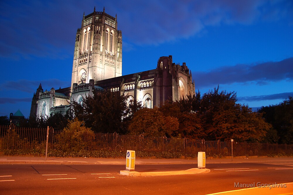 Anglican Cathedral by Manuel Gonçalves