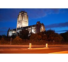 Anglican Cathedral Photographic Print