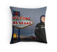 Ricky Hatton Throw Pillow