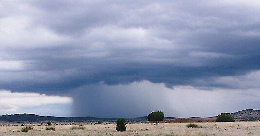 Cloudburst by HelenBanham