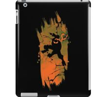 TEENAGE MUTANT NINJA TURTLE MICHELANGELO iPad Case/Skin