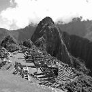 Machu Picchu by Maggie Hegarty
