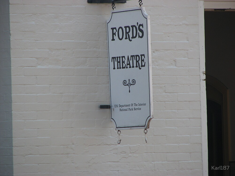 Ford's Theatre by Karl187