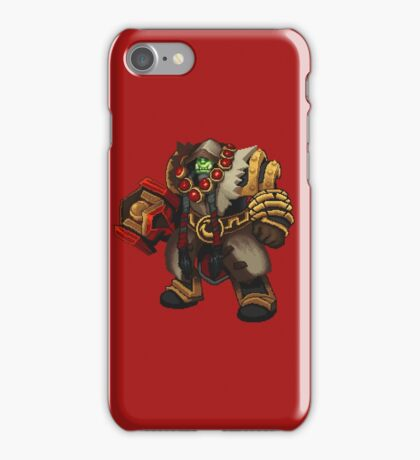Thrall the Shaman iPhone Case/Skin