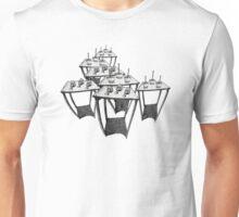 Serie 3/4. Nº 1 Unisex T-Shirt