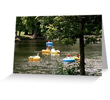 Lazy Summer Days II Greeting Card