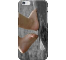 Tiny walking feet... Free State, South Africa iPhone Case/Skin