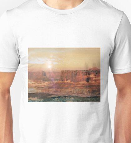 Canoyonlands Deep Desert Unisex T-Shirt