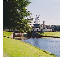 Typical Dutch Landscape Photographic Print