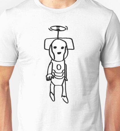 Flyin' Cyber Unisex T-Shirt