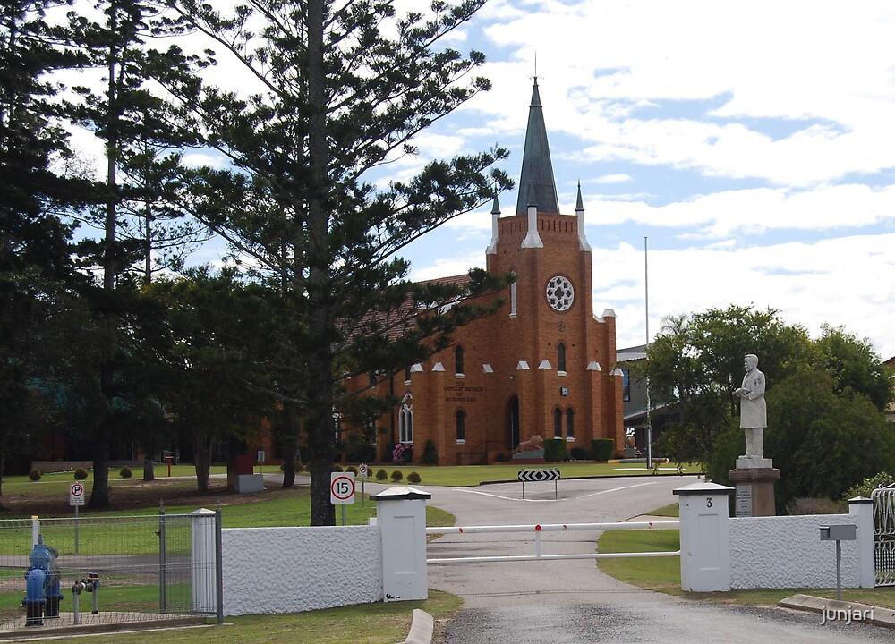 Country Church by junjari