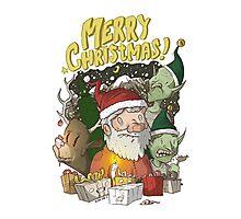 Christmas Design Photographic Print