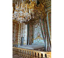 Marie Antoinette's Bed Photographic Print