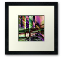 Dreamscape Abstract Print Framed Print